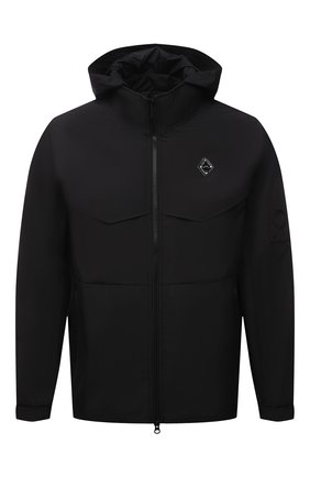 Мужская куртка A-COLD-WALL* черного цвета, арт. ACWM0042 | Фото 1