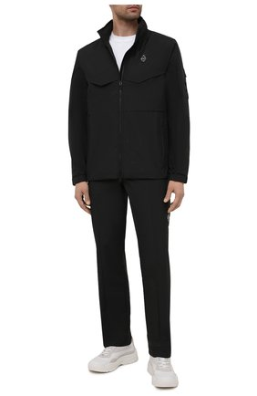 Мужская куртка A-COLD-WALL* черного цвета, арт. ACWM0042 | Фото 2
