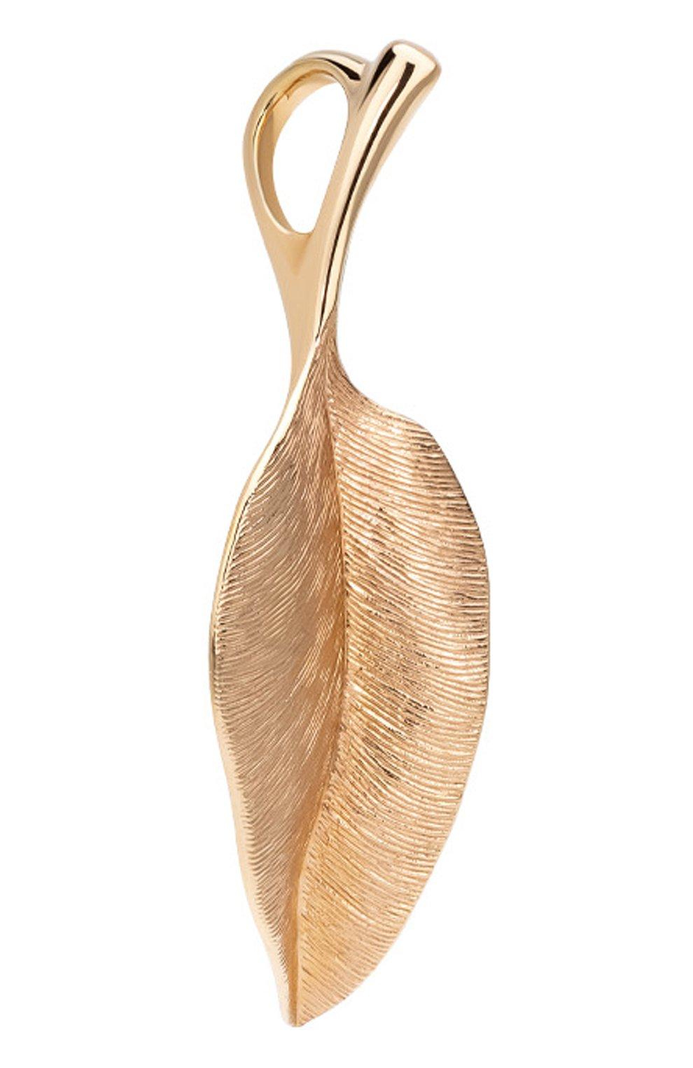 Женские подвеска OLE LYNGGAARD COPENHAGEN бесцветного цвета, арт. A3008-703 | Фото 2 (Драгоценные камни: Без драгоценных камней; Материал сплава: Розовое золото)