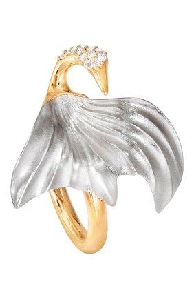 Женские кольцо OLE LYNGGAARD COPENHAGEN бесцветного цвета, арт. A3092-402 | Фото 1