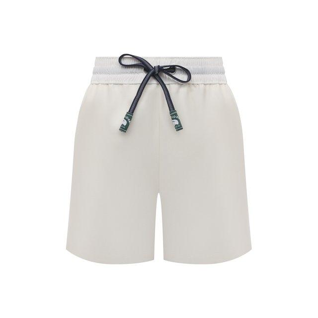 Шерстяные шорты Lacoste