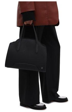 Женская сумка sesia LORO PIANA синего цвета, арт. FAL6751   Фото 2