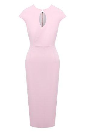 Женское платье ROLAND MOURET светло-розового цвета, арт. SS21/S2270/F2196   Фото 1