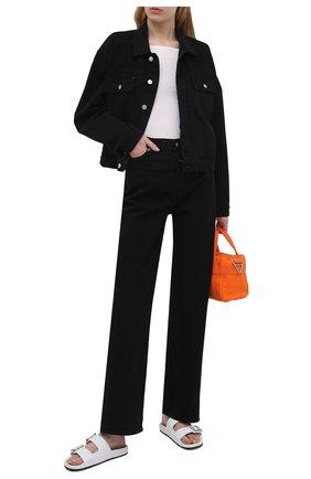 Женские джинсы CALVIN KLEIN JEANS черного цвета, арт. K20K203543 | Фото 2