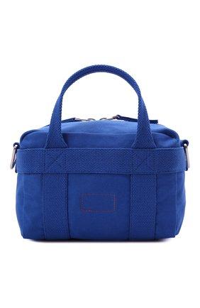 Женская сумка HERON PRESTON FOR CALVIN KLEIN голубого цвета, арт. K50K508120   Фото 1