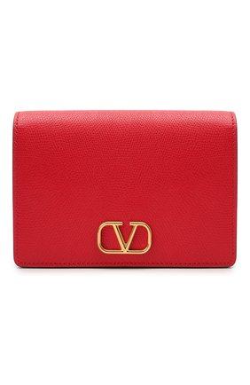 Женская сумка vsling VALENTINO красного цвета, арт. VW0P0V34/SNP | Фото 1