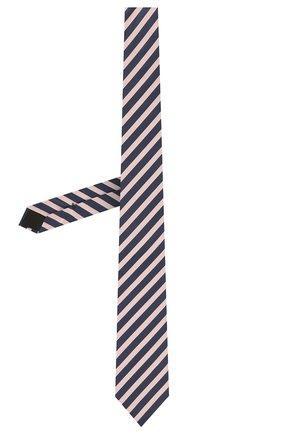 Мужской шелковый галстук BOSS разноцветного цвета, арт. 50454782 | Фото 2