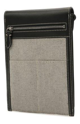 Чехол для телефона BURBERRY черного цвета, арт. 8040091 | Фото 2