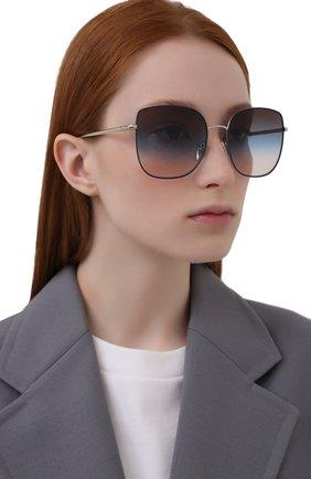 Женские солнцезащитные очки ISABEL MARANT разноцветного цвета, арт. IM0014 B88 | Фото 2