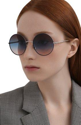 Женские солнцезащитные очки ISABEL MARANT разноцветного цвета, арт. IM0016 B88 | Фото 2