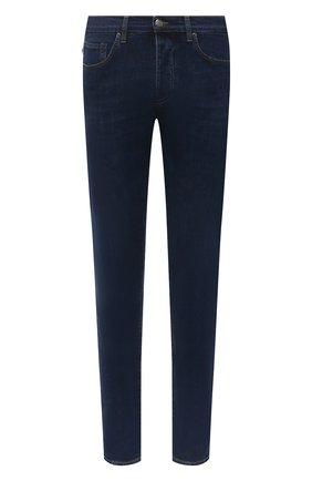 Мужские джинсы TWO MEN IN THE WORLD темно-синего цвета, арт. A18CM1 Marco   Фото 1