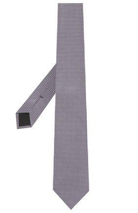 Мужской шелковый галстук BOSS розового цвета, арт. 50455523 | Фото 2