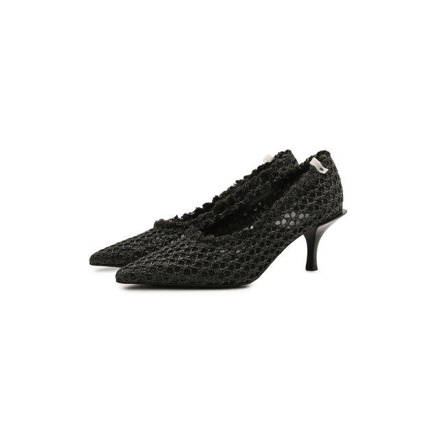 Комбинированные туфли Premiata