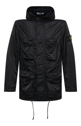 Мужская куртка STONE ISLAND черного цвета, арт. 741544430 | Фото 1