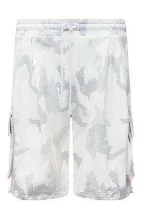 Мужские хлопковые шорты DOLCE & GABBANA белого цвета, арт. GYSJAZ/G7YEB | Фото 1