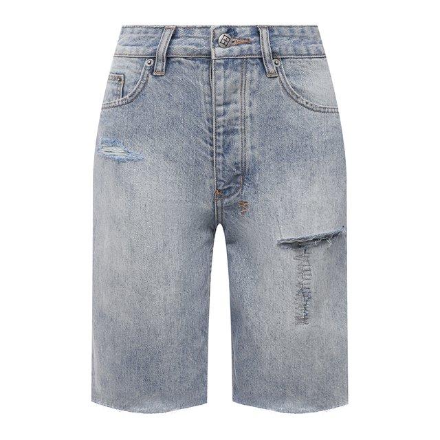 Джинсовые шорты Ksubi
