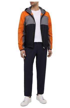 Мужские брюки BRUNELLO CUCINELLI темно-синего цвета, арт. MM45A7322G | Фото 2