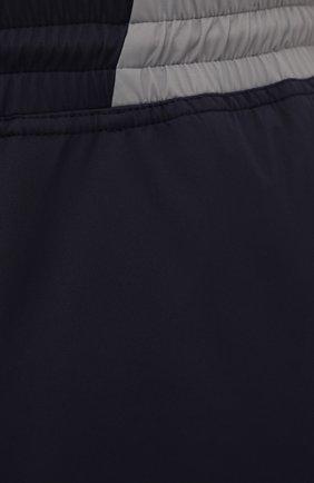 Мужские брюки BRUNELLO CUCINELLI темно-синего цвета, арт. MM45A7322G   Фото 5