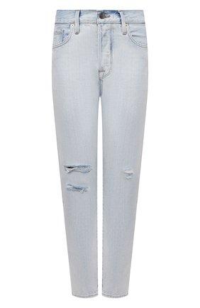 Женские джинсы FRAME DENIM голубого цвета, арт. L0J385/F   Фото 1