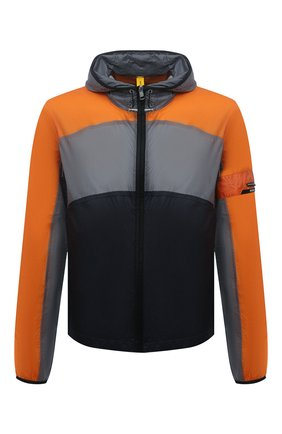Мужская куртка 5 moncler craig green MONCLER темно-синего цвета, арт. G1-09H-1A000-20-M1251 | Фото 1