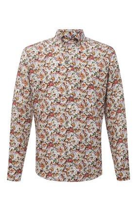 Мужская льняная рубашка ETON разноцветного цвета, арт. 1000 02090 | Фото 1