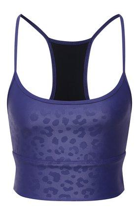 Женский топ KORAL фиолетового цвета, арт. A422S06 | Фото 1