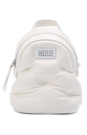 Женский рюкзак glam slam MAISON MARGIELA белого цвета, арт. S56WA0014/PR818 | Фото 1