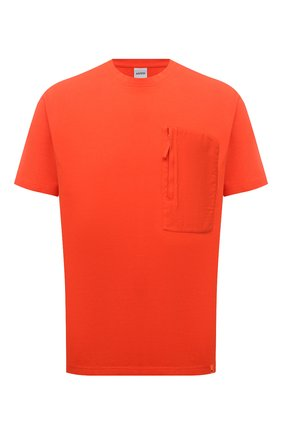 Мужская хлопковая футболка ASPESI оранжевого цвета, арт. S1 A AY43 G454 | Фото 1