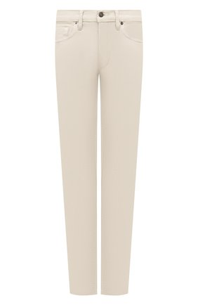 Мужские джинсы TOM FORD светло-бежевого цвета, арт. BWJ32/TFD002 | Фото 1