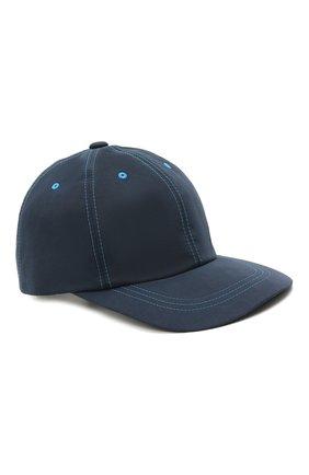 Мужской бейсболка ZILLI синего цвета, арт. MHV-CAP12-UNIC0/0001 | Фото 1
