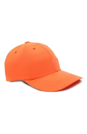 Мужской бейсболка ZILLI оранжевого цвета, арт. MHV-CAP12-UNIC0/0001 | Фото 1
