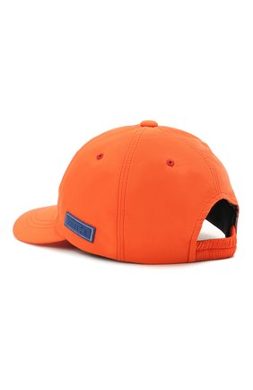 Мужской бейсболка ZILLI оранжевого цвета, арт. MHV-CAP12-UNIC0/0001 | Фото 2
