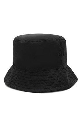 Мужская панама OFF-WHITE черного цвета, арт. 0MLA012S21FAB001 | Фото 2