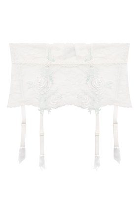 Женский пояс для чулок AMBRA белого цвета, арт. 3625   Фото 1