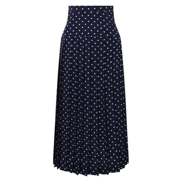 Шелковая юбка Alessandra Rich