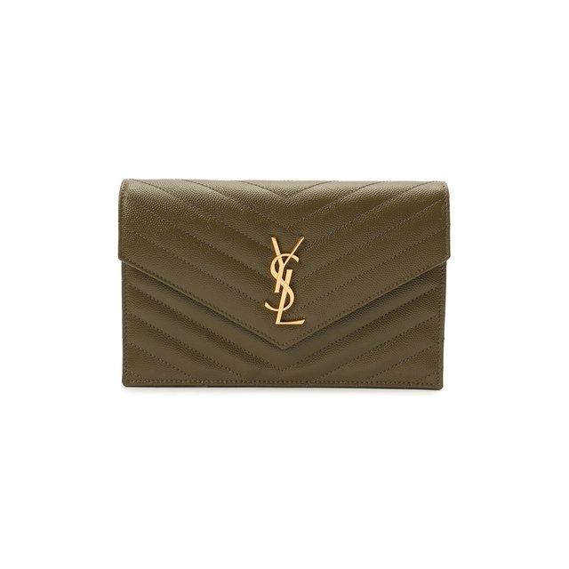 Сумка Monogram Envelope mini  Saint Laurent