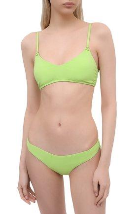 Женский плавки-бикини MELISSA ODABASH светло-зеленого цвета, арт. VIENNA B0TT0M | Фото 2