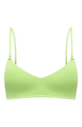 Женский бра-бандо MELISSA ODABASH светло-зеленого цвета, арт. VIENNA T0P | Фото 1