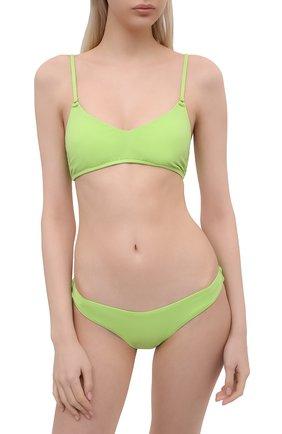 Женский бра-бандо MELISSA ODABASH светло-зеленого цвета, арт. VIENNA T0P | Фото 2