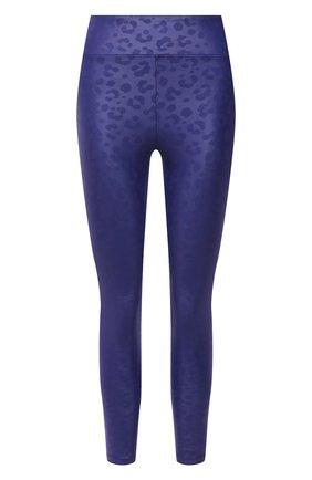 Женские леггинсы KORAL фиолетового цвета, арт. A2017HS06 | Фото 1