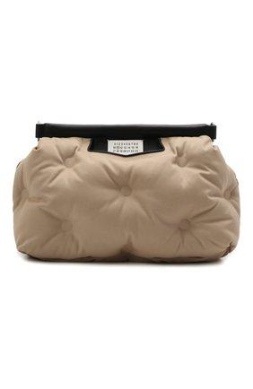 Женская сумка glam slam MAISON MARGIELA бежевого цвета, арт. S61WG0034/P4086   Фото 1