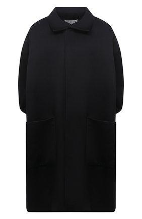 Женское пальто MAISON MARGIELA черного цвета, арт. S51CU0251/S48437 | Фото 1