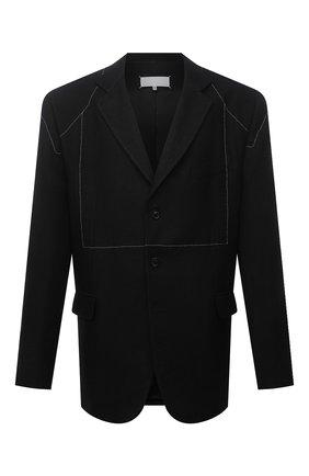 Льняной пиджак | Фото №1