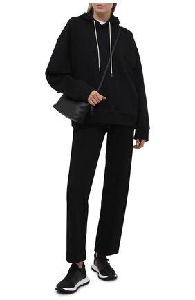 Женские текстильные кроссовки spectre GIVENCHY черного цвета, арт. BE0019E10U | Фото 2