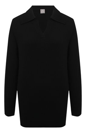 Женский кашемировый пуловер FTC черного цвета, арт. 820-0470   Фото 1
