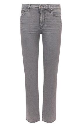 Женские джинсы PAIGE серого цвета, арт. 5547H35-2539 | Фото 1
