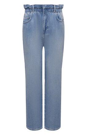 Женские джинсы FRAME DENIM голубого цвета, арт. EWJ207/A   Фото 1