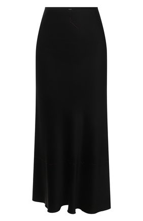 Женская юбка из вискозы MAISON MARGIELA черного цвета, арт. S29MA0502/S49465 | Фото 1