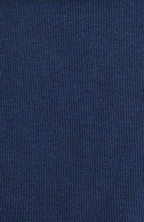 Мужские комплект из двух пар носков HUGO голубого цвета, арт. 50454397 | Фото 3 (Кросс-КТ: бельё; Материал внешний: Хлопок)