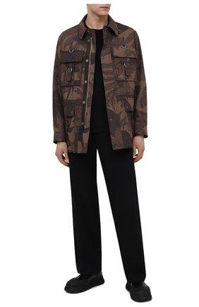 Мужская куртка TOM FORD коричневого цвета, арт. BW099/TF0544 | Фото 2